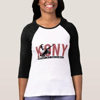 KONY - Pare en nada Soldado del niño Camisetas