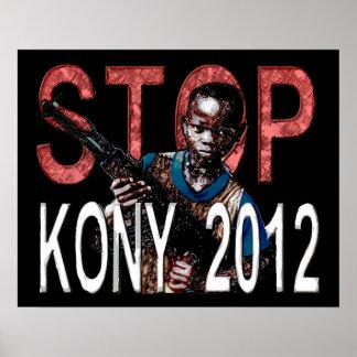 Kony POSTER - Stop Kony 2012