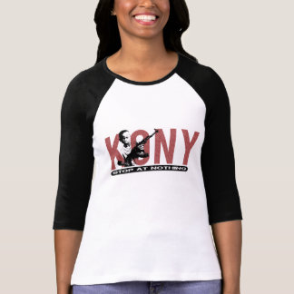 KONY - Stop at Nothing. Child Soldier Tshirts