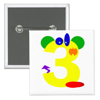 Kooblee 3 pinback buttons