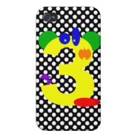 Kooblee 3 iPhone 4/4S covers
