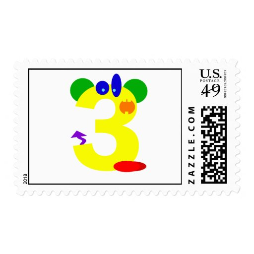 Kooblee 3 stamps