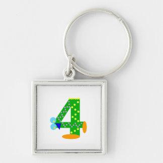 Kooblee 4 keychain