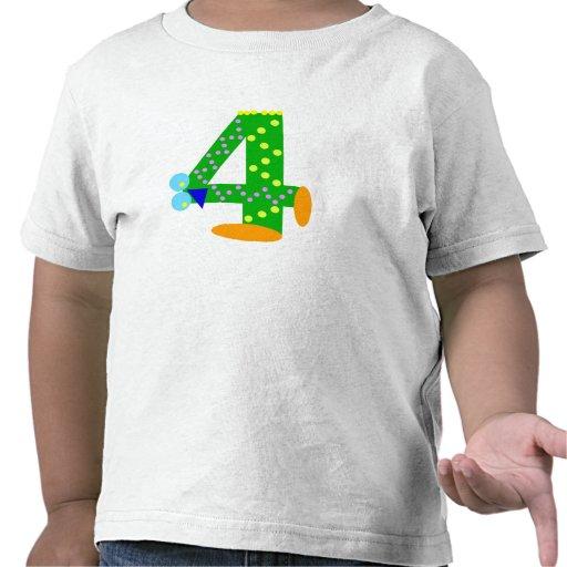 Kooblee 4 t shirts