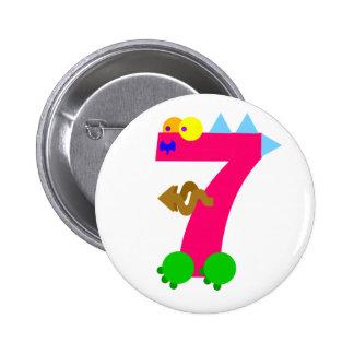 Kooblee 7 buttons