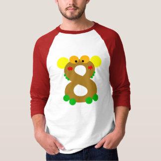 Kooblee 8 tee shirt