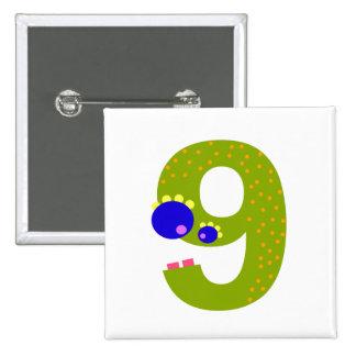 Kooblee 9 buttons