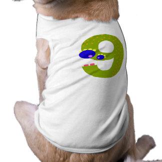 Kooblee 9 pet t shirt