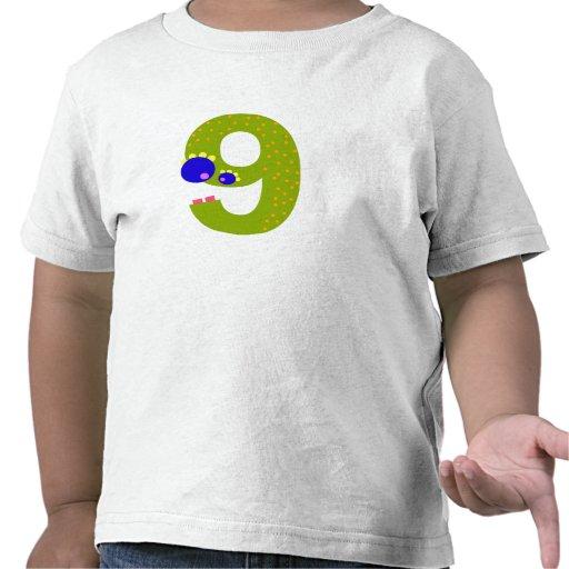 Kooblee 9 shirts