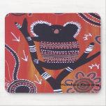 Koobor (Koala) Dreaming Mousepad