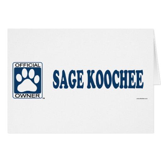 KOOCHEE_Blue SABIO Felicitacion
