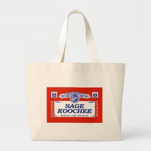 Koochee sabio bolsas