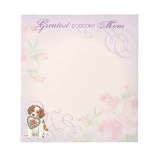 Kooiker Heart Mom Notepad
