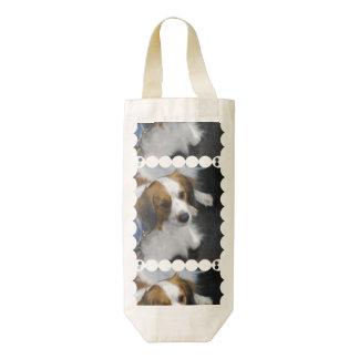 kooikerhondje-3.jpg zazzle HEART wine bag