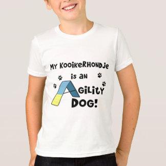 Kooikerhondje Agility Dog T-Shirt