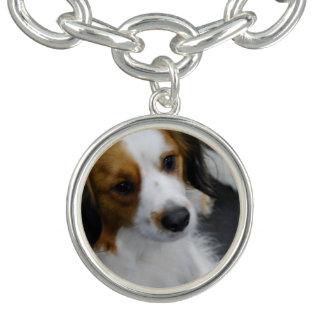 Kooikerhondje Dog Charm Bracelets