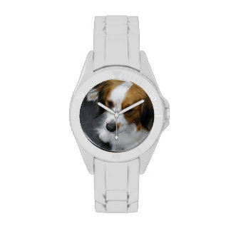 Kooikerhondje Dog Wristwatch