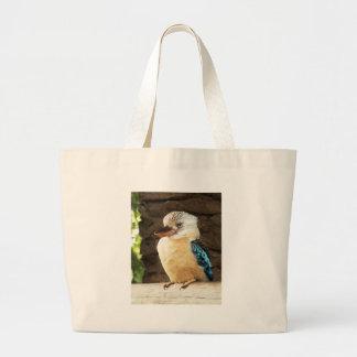 Kookaburra Bolsa De Tela Grande