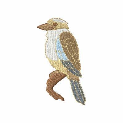 Kookaburra Sudadera Bordada Con Capucha