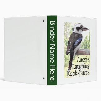 """Kookaburra de risa australiano carpeta 1"""""""