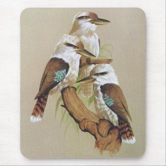 Kookaburra de risa - gigas del Dacelo Tapete De Raton