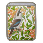 Kookaburra de risa salvaje en el carrito Slee del  Fundas Para iPads