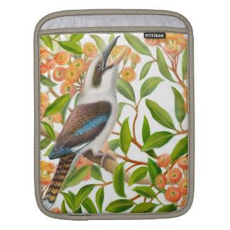 Kookaburra de risa salvaje en el carrito Slee del Funda Para iPads