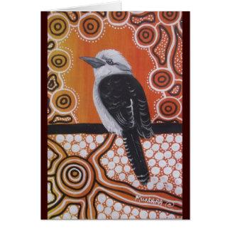 KOOKABURRA DREAMING GREETING CARDS