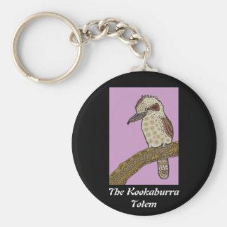Kookaburra Keychain Animal Spirit