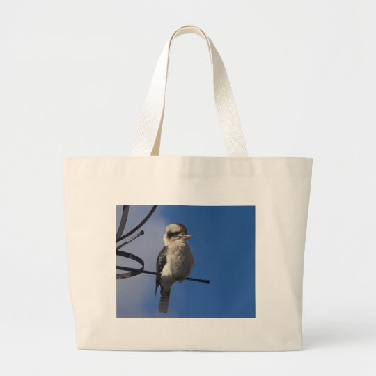 Kookaburra Large Tote Bag