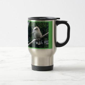 Kookaburra Laughing Travel Mug