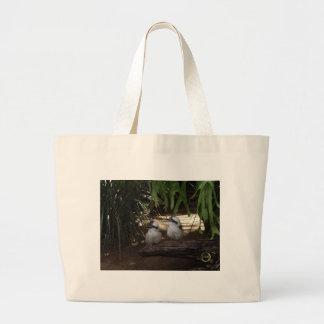Kookaburras Laughing Tote Bags