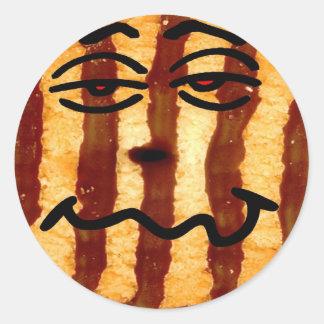 Kookie Cookie Classic Round Sticker