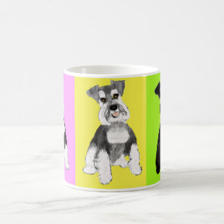 Kookie Sookie Schnauzer Coffee Mug
