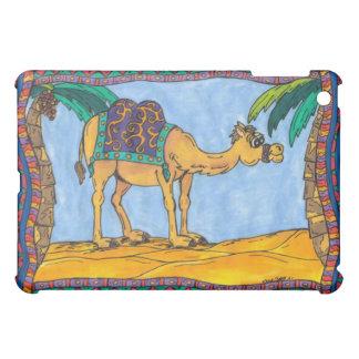Kooky Camel  iPad Mini Cover
