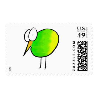 Kooky Kiwi Postage