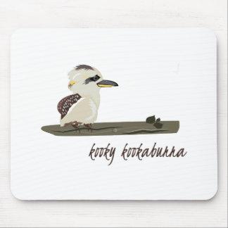 Kooky Kookaburra Mouse Pads