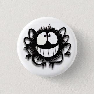 Kooky Spider Button! Cute! Pinback Button