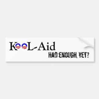 Kool-Aid Car Bumper Sticker