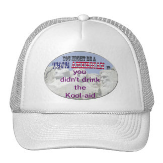 kool-aid trucker hat