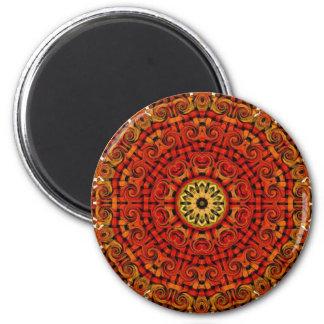 Kool Design! 2 Inch Round Magnet