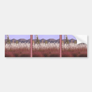 KOOL flowers grass giveaway RETURN GIFTS for party Bumper Sticker