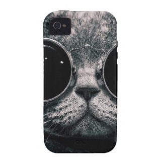 kool fresco kat del gato con las sombras iPhone 4/4S funda