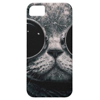 kool fresco kat del gato con las sombras iPhone 5 carcasas