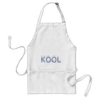 Kool - Ice Cold Design Adult Apron