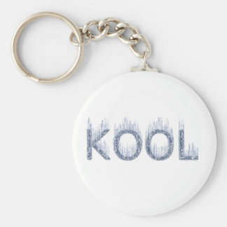 Kool - Ice Cold Design Key Chains