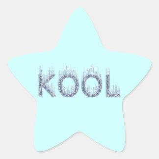 Kool - Ice Cold Name Gift Tag Bookplate