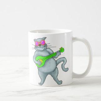 kool kat coffee mug