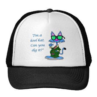 Kool Kat Mesh Hat