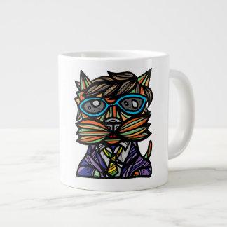 """""""Kool Kat"""" Jumbo Mug"""